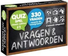 Puzzles & Games Vragen & Antwoorden #1 - Trivia Quiz en Aanvulset