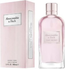 MULTI BUNDEL 4 stuks Abercrombie & Fitch First Instinct Woman Eau De Perfume Spray 100ml