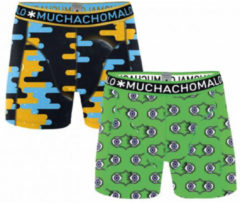 Groene Muchachomalo Boxers