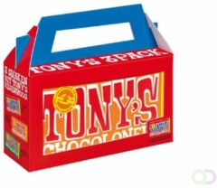 8x Tony's Chocolonely Regenboog Classics 3-pack 3 x 180gr