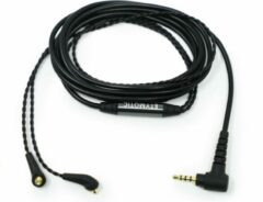 Etymotic - 2.5mm balanced audio kabel, zwart