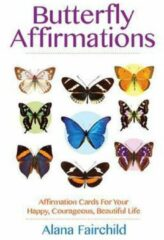 Blue Angel Gallery Butterfly Affirmations