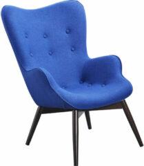 Artistiq Living Artistiq Fauteuil 'Irene' kleur Blauw