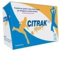 Bruno farmaceutici Citrak sport 10 bustine