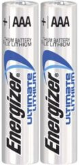 AAA batterij (potlood) Energizer Ultimate FR03 Lithium 1250 mAh 1.5 V 2 stuk(s)