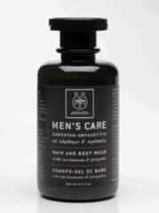 Apivita Hair & Body Wash for Men