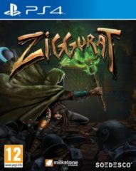 Global Games Distribution Namco Bandai Games Ziggurat, PS4 Basis PlayStation 4 video-game