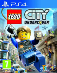 Warner Bros LEGO City Undercover PS4 (1000638847)