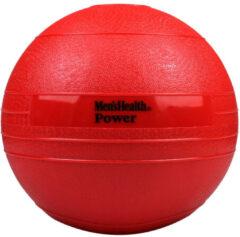 Rode Men's Health Slam Ball 10 kg - Crossfit - Oefeningen - Fitness gemakkelijk thuis - Fitnessaccessoire