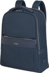 Donkerblauwe Samsonite Laptoprugzak - Zalia 2.0 Backpack 14.1 inch Midnight Blue