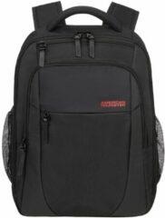 Zwarte American Tourister Urban Groove UG12 Laptop Backpack 15.6'' Slim black backpack