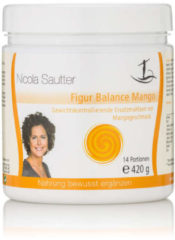 Nicola Sautter Figur Balance Drink, Mango, 420 g