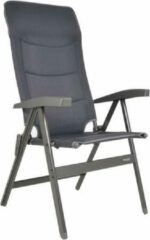 Antraciet-grijze Westfield Noblesse - standenstoel - inklapbaar - Grijs