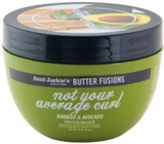 Aunt Jackie's - Butter Fusions - Not Your Average Masque - 236 ml