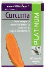 MannaVital Curcuma Platinum Capsules 60st