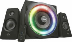 Trust GXT 629 Tytan RGB Illuminated 2.1 Speaker Set - Gaming PC speaker Zwart