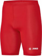 Jako Tight Basic 2.0 Senior Sportbroek - Maat XXL - Unisex - rood
