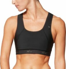 CW-X XTRA Support sportbeha Zwart voor hardlopen en fitness maat 85E
