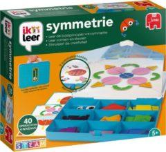 Blauwe Jumbo leerspel Ik leer Symmetrie (NL)