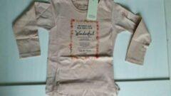 Tiffosi meisje shirt/longsleeve-Collier-kleur licht roze-maat 128 WINTER 16/17