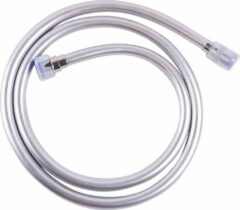 Zilveren WillieJan Doucheslang HD-2027 – 150 cm – PVC – Grijs