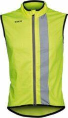 Gele Wowow Biking Unisex Fietsshirt Maat XS