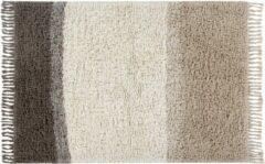 Naturelkleurige Lorena Canals - Wollen vloerkleed - Forever Always - 200 x 300 cm