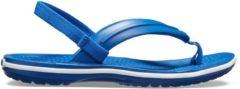 Crocs Slippers - Maat 24 - Unisex - blauw/wit