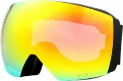 Zwarte Aphex Styx black + bonus lens Skibril