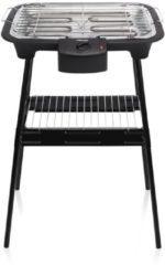 Groene Tristar BQ-2883 Elektrische barbecue - 38x22 cm - Zwart