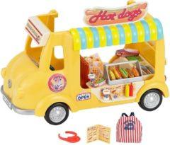 Sylvanian Families 5240 Hotdogkraam - Speelfigurenset