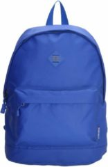Blauwe Enrico Benetti Laptop Rugzak 15,6 inch Taipei Kobalt