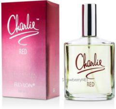 Revlon Charlie Red Eau Fraiche- 100ml - Eau de toilette