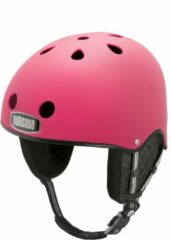 Fuchsia Nutcase Skihelm Party Pink Matte L-XL (58-61cm)
