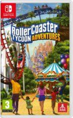 Bigben Interactive RollerCoaster Tycoon Adventures video-game Basis Nintendo Switch Nederlands, Fran