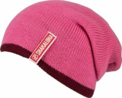 Roze SHAKALOHA LIFE IS FOR LIVING Boma Beanie MrnRv PinkMrn Boma Beanie MrnRv PinkMrn OneSize