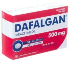 Dafalgan 500mg Tabletten