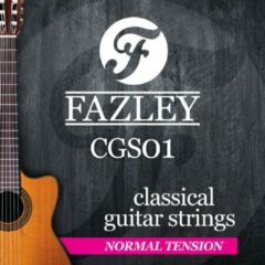 Fazley CGS01 snaren voor klassieke gitaar