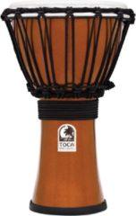 Toca TFCDJ-7MO Freestyle Colorsound Djembe Metallic Orange djembé
