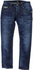 Cars Jeans Heren BEDFORD 601 Regular Comfort Stretch Dark Used - Maat W32 X L32