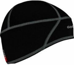 Zwarte GripGrab Lightweight Thermal Skull Cap Muts Unisex - Maat L