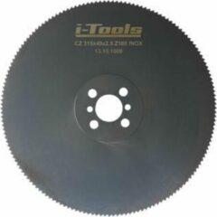 Huvema Metaalcirkelzaag INOX CZI 315x40x2.5 Z220 INOX