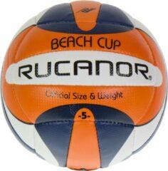 Rucanor Beachvolleybal - oranje/wit/blauw