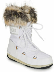 Witte Snowboots Moon Boot MOON BOOT MONACO LOW WP 2