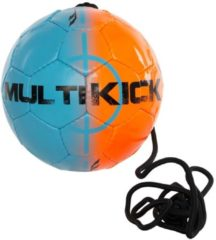 Blauwe Derbystar Multikick Mini Voetbal Unisex - Maat Mini