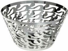 Zilveren Alessi Serveerschaal Ethno