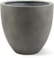 Luca Lifestyle Grigio plantenbak Egg Pot M betonlook