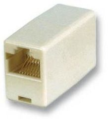 ABC-Led Netwerk koppelstuk CAT5 UTP RJ45 female