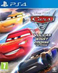 Warner Bros. Games Cars 3: Vol gas voor de winst! - PS4