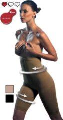 Scala Europe Scala BioFir Hoge Massage Afslankbroek - Afvallen & Anti-Cellulite - Maat S - Beige